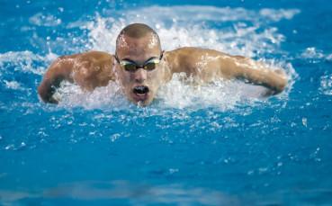 Антъни Иванов и още елитни плувци се пускат на държавното първенство
