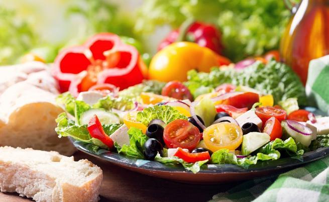 Диета, базирана върху консумация на зеленчуци и нискомаслени млечни продукти може да се окаже полезна за мозъка.