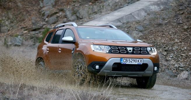 Снимка: Dacia Duster продължава да изненадва