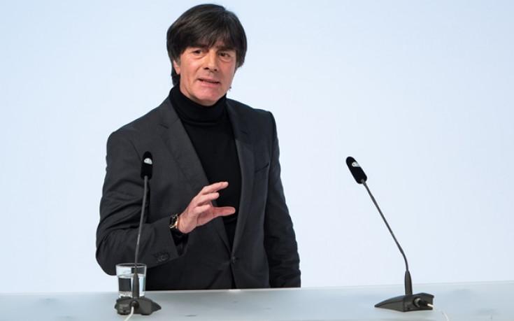 Льов обявява състава на Германия в Дортмунд