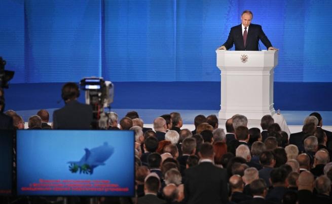 Путин: Русия изпробва нови ядрени оръжия