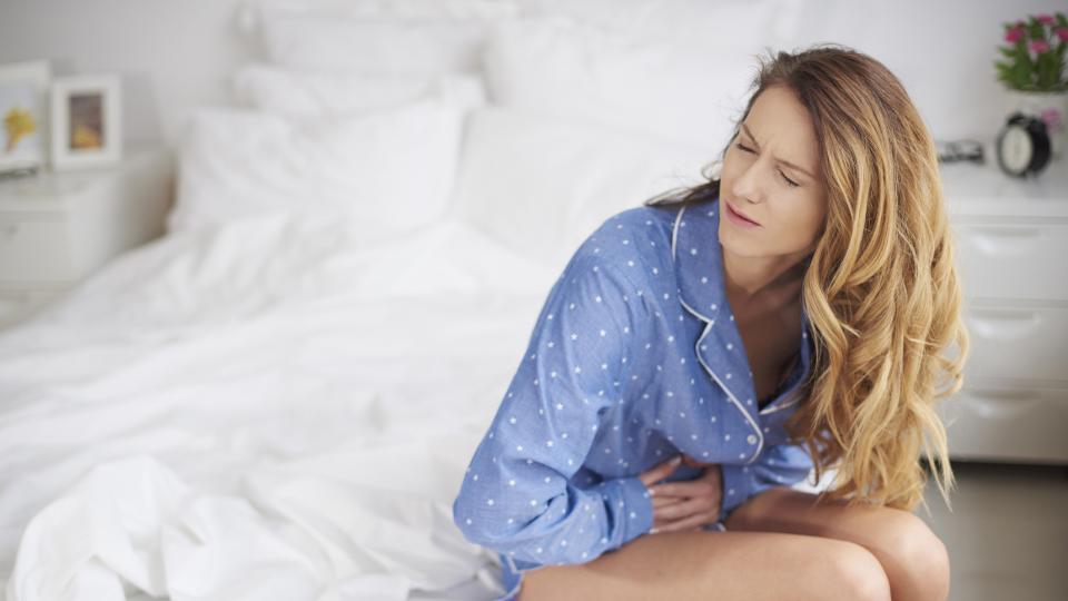 менструация цикъл болка