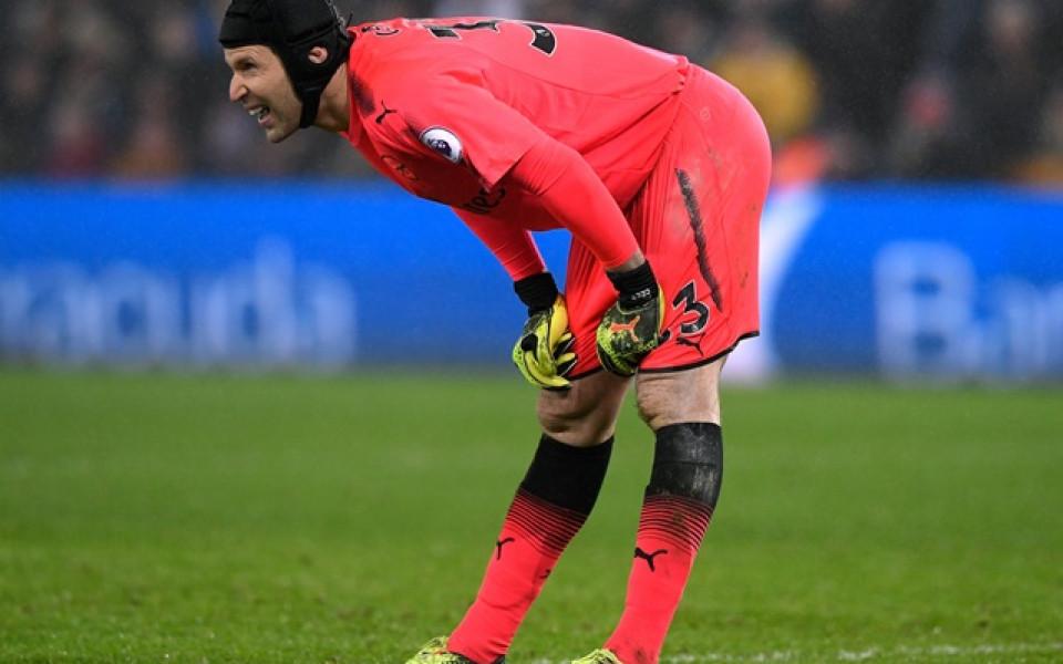 Петър Чех за феновете на Арсенал: Имат право да бъдат ядосани