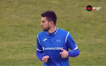 След два гола Станислав Костов стана №1 на Левски - Витоша