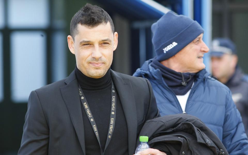 Бившият защитник на ЦСКА Александър Томаш сподели надеждите си, че