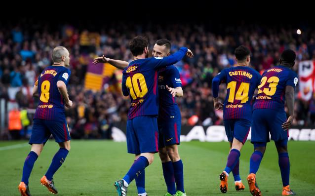 Изненадваща допинг-проверка е била направена в Барселона, съобщава Sport.es. Малко
