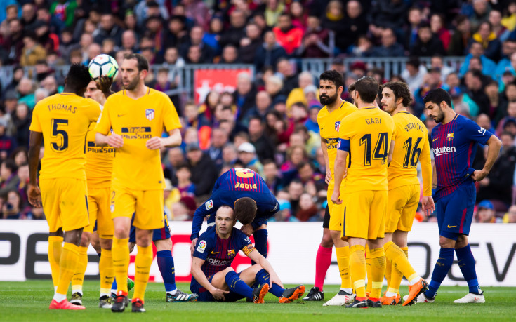 Барселона даде свидна жертва в двубоя с Атлетико