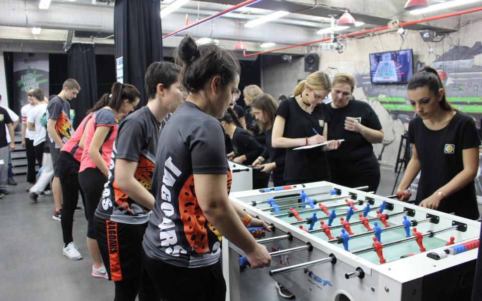 Момичетата на Jagoars ще участват в ECL 2018 по футбол на маса