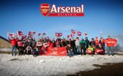 Фенклубът на Арсенал в България отбеляза юбилейна годишнина на организацията в Шумен