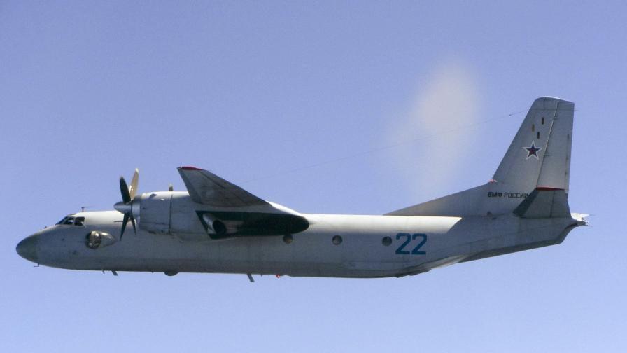 Руски самолет с 32 души се разби в Сирия, няма оцелели