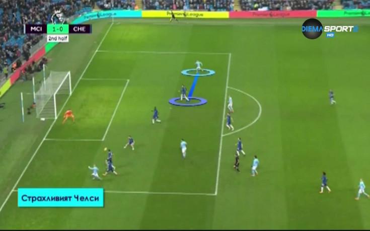 Страхливият Челси и как е намесен Делио Роси