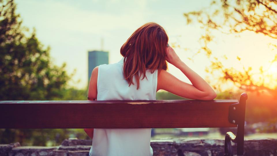 самота сама