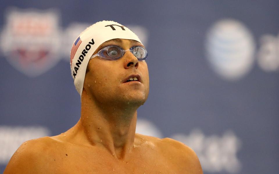 Плувецът Мишо Александров хванат с кокаин преди да прекрати кариерата си