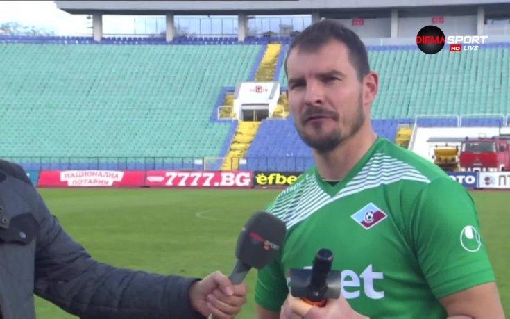 Валентин Галев: Всяка победа дава самочувствие, надиграхме Локо Пд