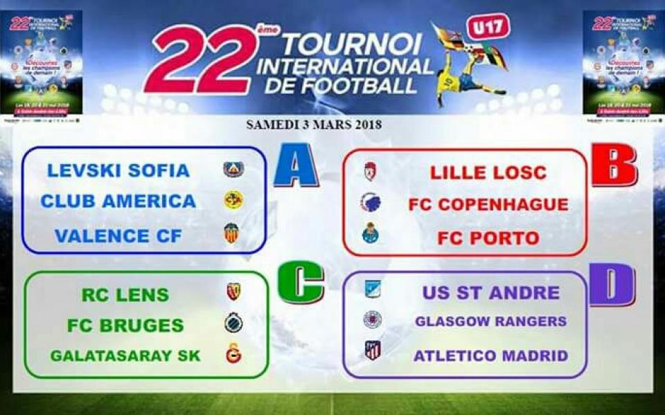 Левски е първият тим от Източна Европа на силен турнир в Лил