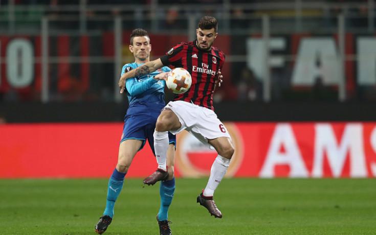 Оръдието на Арсенал опука безобидния Милан