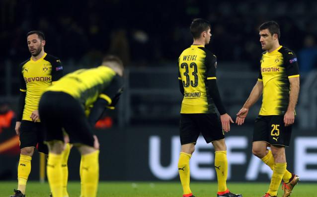 Един от големите фаворити в Лига Европа Борусия Дортмунд е