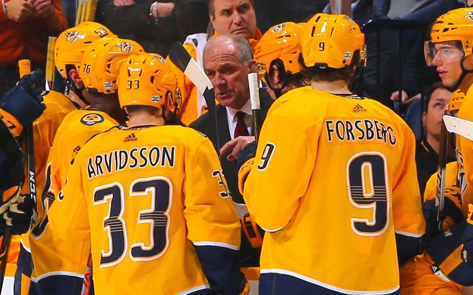 Нешвил спечели редовния сезон в НХЛ