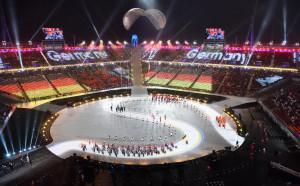 Зрелищна церемония откри зимните параолимпийски игри в Пьонгчанг