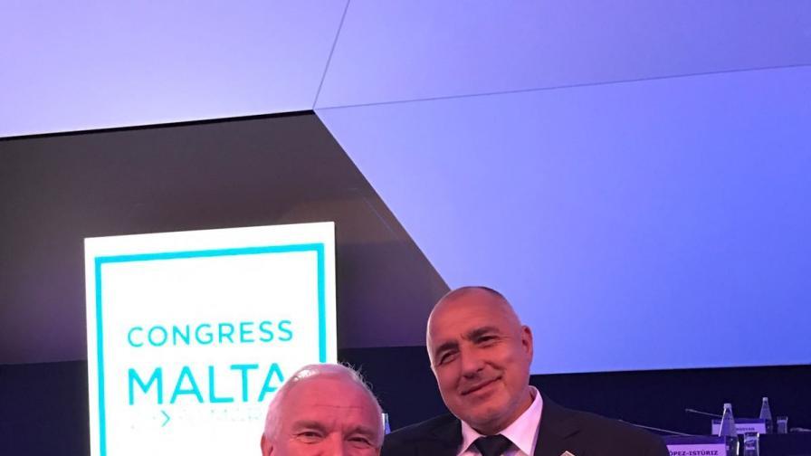 Жозеф Дол: Социалистите са завистливи, Борисов е най-успешният европейски шеф