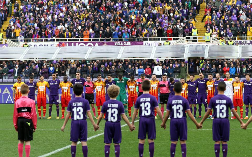 Най-емоционалната победа: Фиорентина би в памет на своя вечен капитан