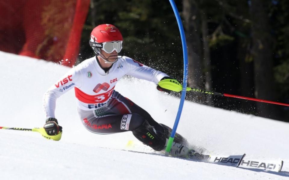 Камен Златков с рекордно класиране за Европейската купа