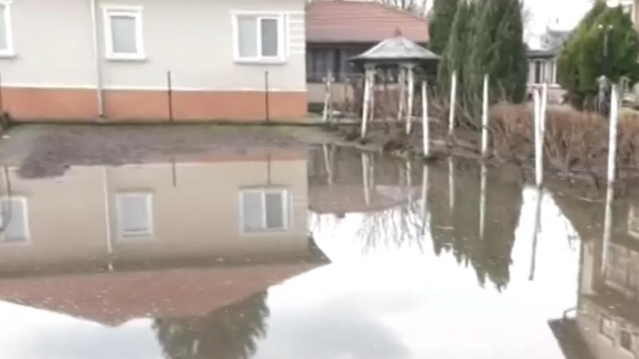 Бедствие в Брегово, чакат дъжд, река Тимок прелива