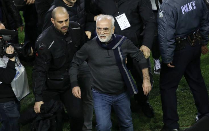 Властите в Гърция издадоха заповед за арест на боса на ПАОК