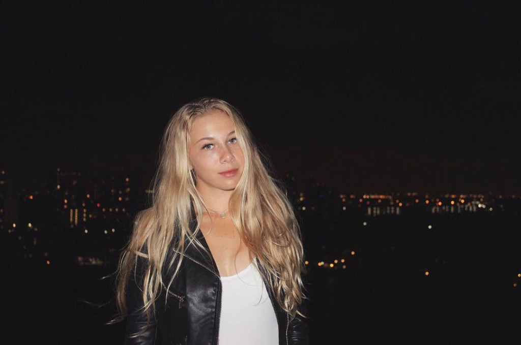 Аманда Анисимова<strong> източник: instagram.com/amandaanisimova</strong>