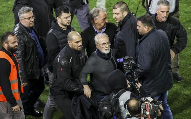 Прокуратурата в Солун е започнала разследване срещу собственика на ПАОК