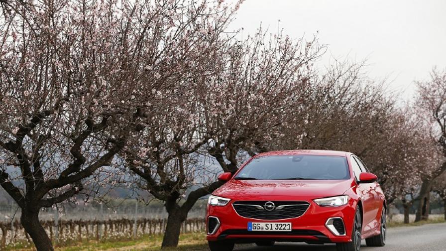 Елегантният атлет Opel Insignia GSi (тест драйв)