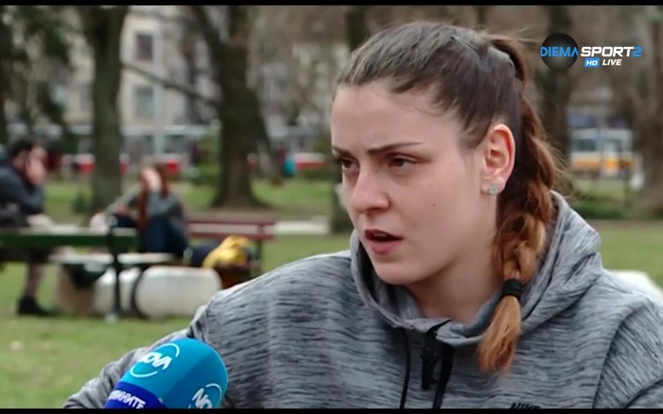 Марица взе родна националка