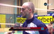 Бакърджиев след успеха над ЦСКА: Надяваме се на успех и във втория мач
