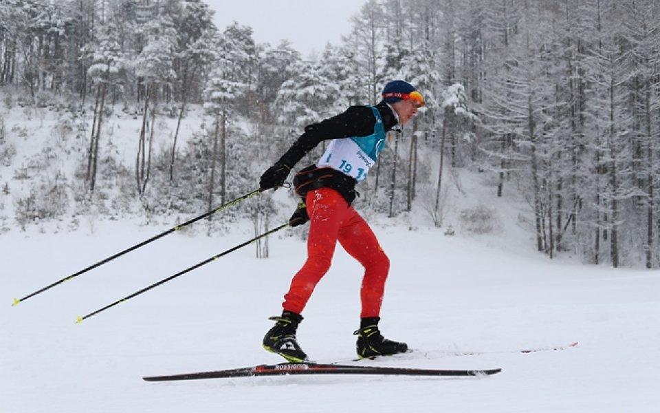 Светослав Георгиев е 18-и в спринта по ски-бягане на Параолимпиадата