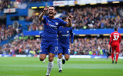 Футболстите, носили екипите на Барса и Челси<strong> източник: Gulliver/Getty Images</strong>