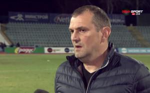 Златомир Загорчич: Надявам се, след тази победа, да се вдигнем