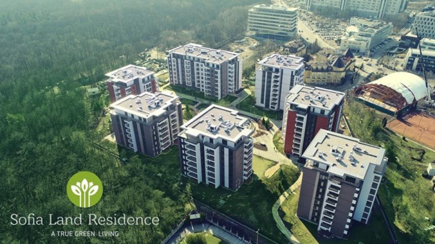Успешен жилищен проект е пред Акт 16