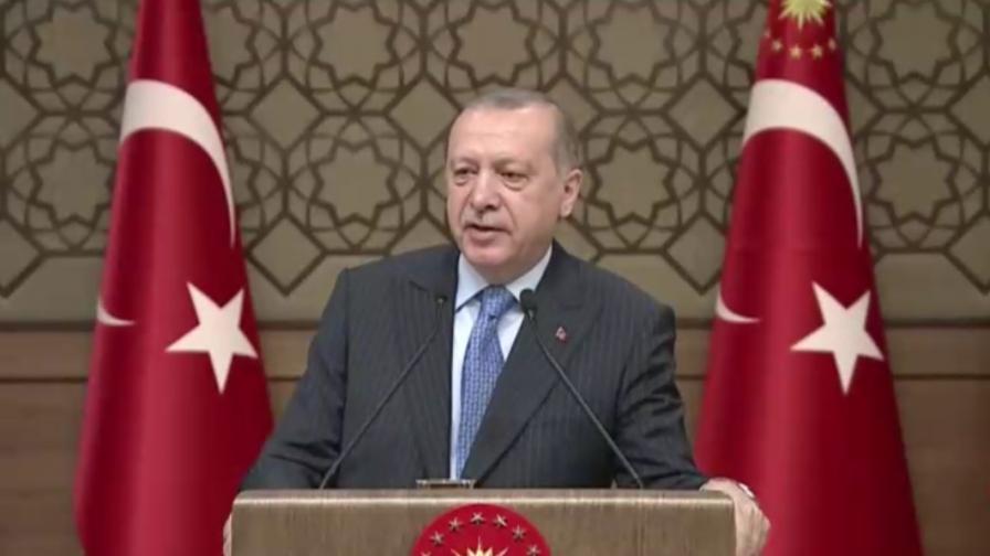 Ердоган заговори за Трета световна война