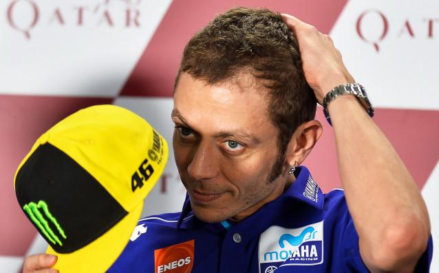 Валентино Роси<strong> източник: БГНЕС</strong>
