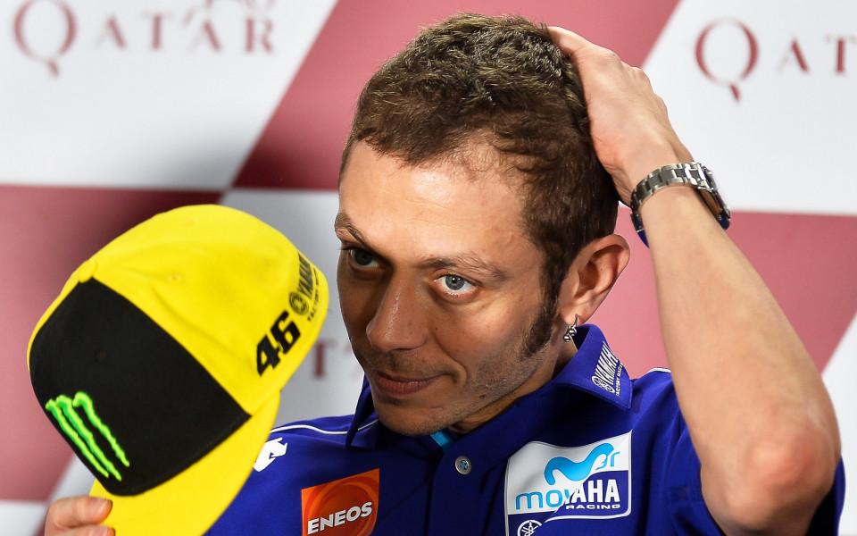 Валентино Роси подписа нов договор с Ямаха