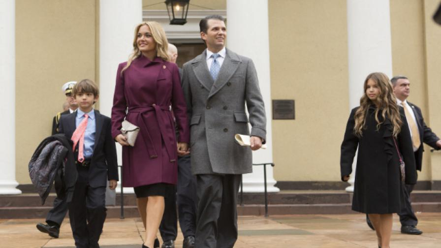 След 12 години брак, развод в семейството на Тръмп