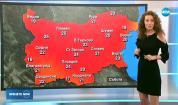 Прогноза за времето (16.03.2018 - централна емисия)