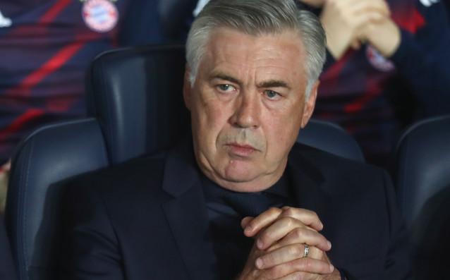 Бележитият треньор Карло Анчелоти отказа да се отпише от битката