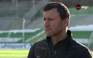 Костадин Ангелов: Лесно се играе за хикс, ще се спасим