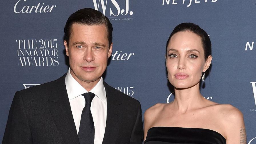 Съдът постави условие на Джоли, за да задържи децата