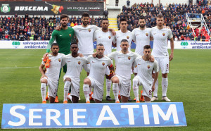 Рома не изпуска третото място