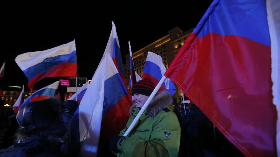 Борисов към Путин: Изразявам лична готовност да развиваме двустранните отношения