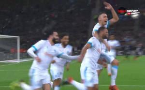 Марсилия поведе в дербито с Лион
