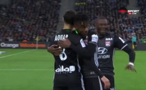 Лион захапа Олимпик Марсилия в битката за третото място