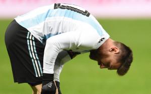 Лео Меси казва сбогом на Аржентина при провал на Мондиала